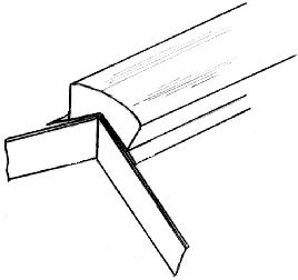 Ridgeline vent